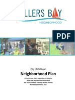 millers bay neighborhood plan