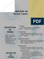 Group-1-REPORT-on Excise taxes computation