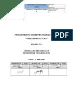 PETS-Desmontaje y Reubicación de Cámaras IP