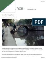 los saltos fotográficos – jpg en RGB