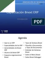 Capacitación Bnext ERP