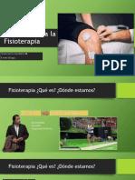 Introducción a Fisioterapia