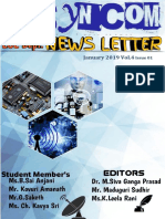 Newsletter Ece January 2019.