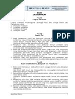 Spesifikasi Teknis DERMAGA KAYU.doc