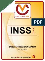 Apostila Inss Vip Direito Previdenciario Hugo Goes