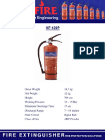 HD 120 Catalogue Holy Fire