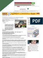 20-10-2010 Comisión avala ley de primer empleo El Universal