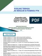 MATERI SURVEILANS FR DI POSBINDU TOT Pandu PTM 2-10 mei.ppt