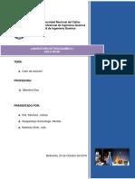 Informe de Quimica #5