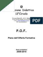 Scuole Marconi Piano Offerta Formativ POF2009/2010 del 16_12_09