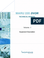 MARU 220 Manual Vol 1