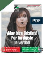 Cristina Kirchner menemista