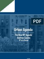 Andrew Cuomo Urban Agenda