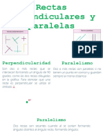 P2. Rectas Perpendiculares y Paralelas