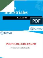 Tema 3 - Protocolos de Campo