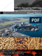 Alternatives for Using Biogas
