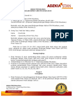 Surat Perjanjian Kelas Expert