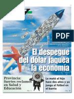 La Suba Del Dólar en 2013 en Argentina
