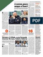La Gazzetta Dello Sport 30-01-2019 - Serie B