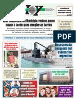 La desesperada búsqueda del submarino ARA San Juan
