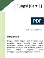 Fungsi1