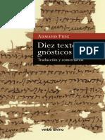 Textos Gnosis