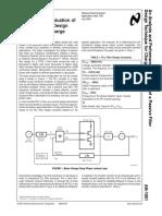 CP-PLL Passive LoopFilterDesign AN1001