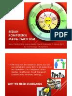 Bedah Kompetensi Manajemen SDM_one HR Presentation