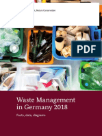 Waste Management in Germany 2018