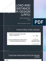 Lecture 2 - Steel Design