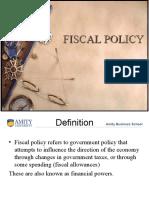 Fiscal Final