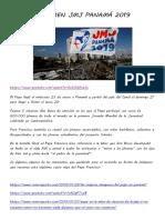 Resumen Jmj Panamá 2019
