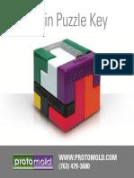 Cube Tetris Assemble