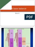 Acid Base Balance Blok 3