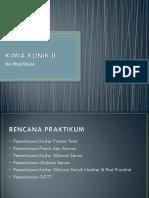 PRAKTIKUM KIMIA KLINIK II.ppt