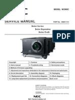 NC800c Service Manual