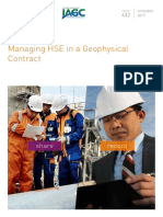 432.01 Managing HSE in a Geophysical Nov 2017