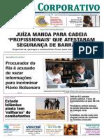 Jornal Corporativo Nr 3043 de 30 de janeiro de 2019