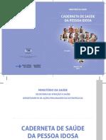 Caderneta de Saúde da Pessoa Idosa 5A Edição