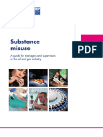445 Substance Misuse