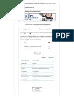 Tabela Fipe - Fundação Instituto de Pesquisas Econômicas - Fipe