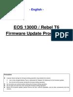 1300D T6 x80 Firmwareupdate En