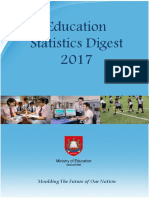 education statistics digest 2017