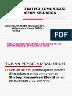 Komuniikasi PKH_iBNU HAMAD