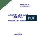 FAA-S-8081-26