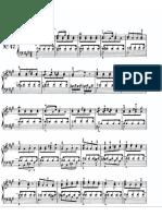 Mendelssohn Songs Without Words, Op. 102 No. 5