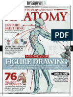 Imaginefx How to Draw and Paint Anatomy Volume 2