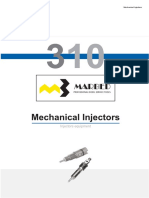 Tool Mechanical Injectors