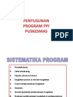 Program PPI Puskesmas