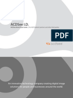 Acdsee Brand Guidelines